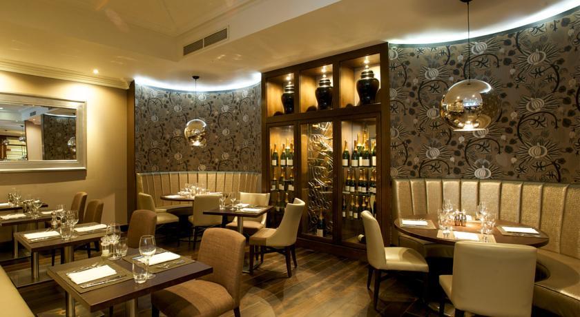Restaurants with Rooms in Edinburgh - Macdonald Holyrood Hotel