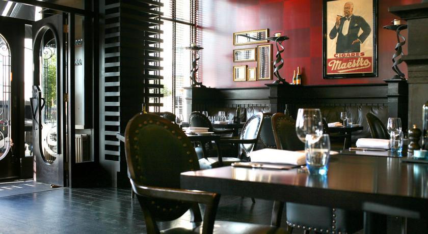 Restaurants with Rooms in Edinburgh - Malmaison Edinburgh