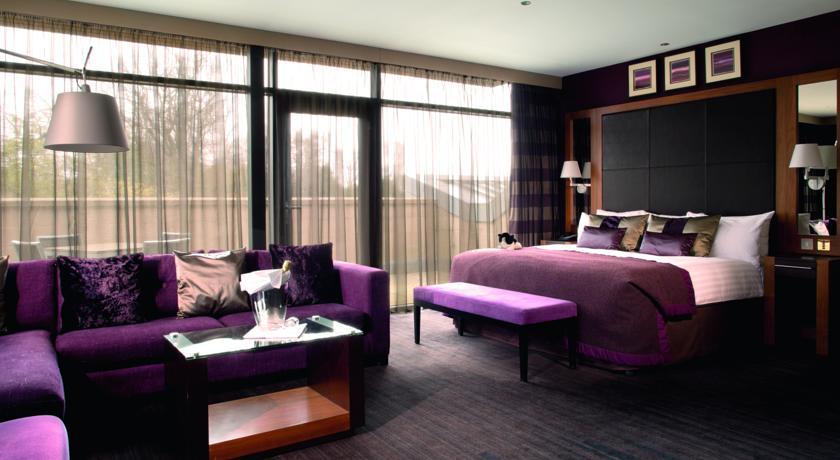 Restaurants with Rooms in Edinburgh - Norton House Hotel & Spa