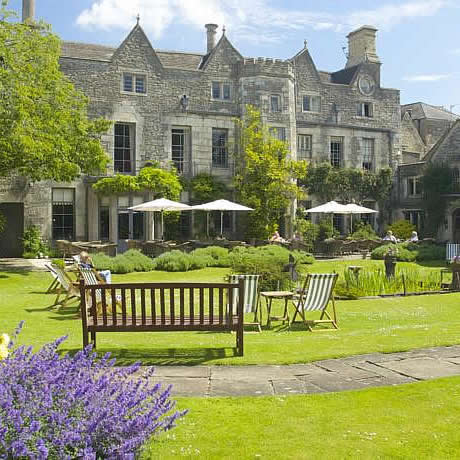 Restaurants with Rooms in The Cotswolds