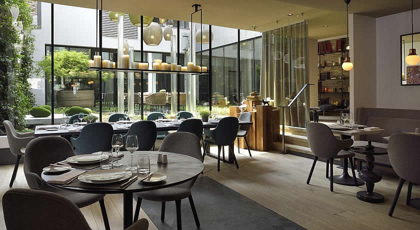 Restaurants With Rooms In Brittany France Balthazar Hotel Spa Rennes