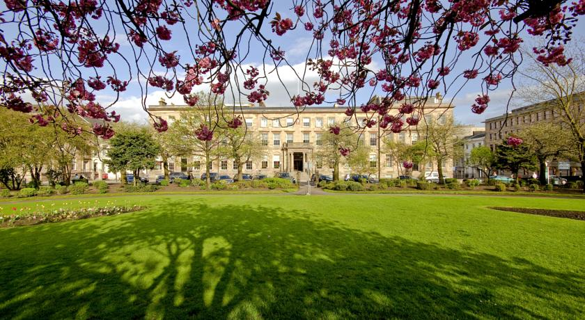 Restaurants with Rooms in Glasgow - Blythswood Square Hotel, Glasgow