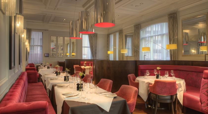 Restaurants with Rooms in Glasgow - Hotel Indigo Glasgow