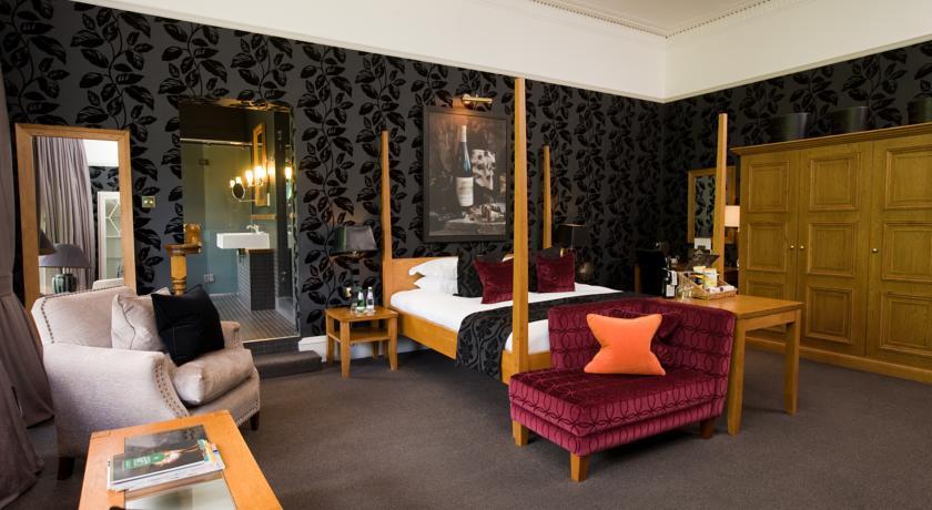 Restaurants with Rooms in Glasgow - Hotel du Vin at One Devonshire Gardens